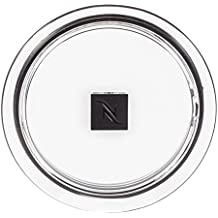 NESPRESSO Aeroccino 3 3R Milk Frother Lid Cover Seal Part 93271 Fits 3593 and 3594, Clear