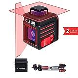 ada strumenti livella laser ada Cube 360Professional Edition А00445con treppiede 360° in orizzontale e verticale linee