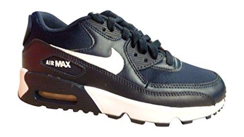 Nike - Midnight Navy / White-black, Scarpe sportive Bambino obsidian white black 403