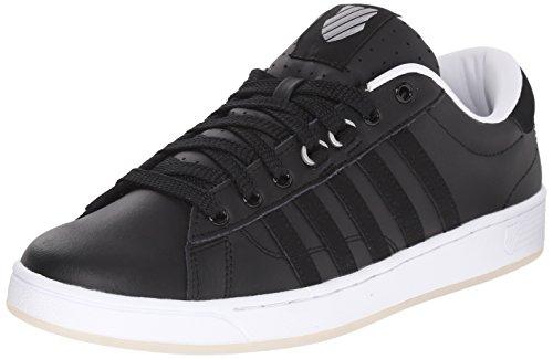 K-Swiss Hoke Cmf Ice, Baskets Basses homme Noir - Schwarz (Black/White/Ice)