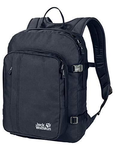 Jack Wolfskin Campus Bookpack Rucksack, Night Blue, ONE Size