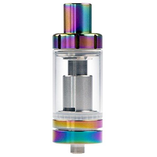 Eleaf Melo 3 Clearomizer 4 ml, Durchmesser 22 mm, Riccardo Verdampfer für e-Zigarette, dazzling Durchmesser 3