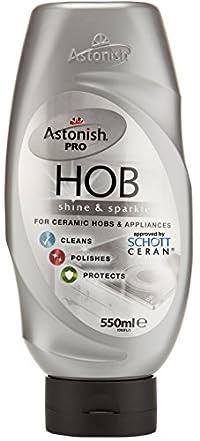 1, 550Ml: Astonish Hob Cleaner 550Ml