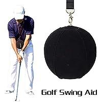 Yunn Bola Inteligente de Impacto para Golf, Golf Swing Trainer Aid Assist Posturas de Entrenamiento de corrección de Postura