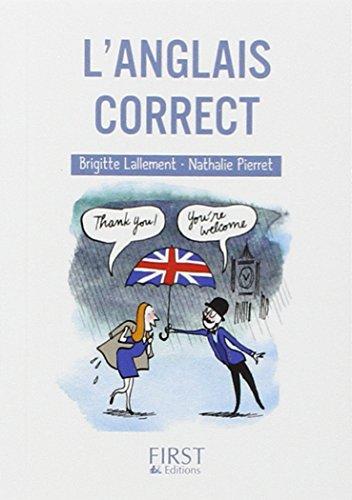 Petit Livre de - Anglais correct, 2ed