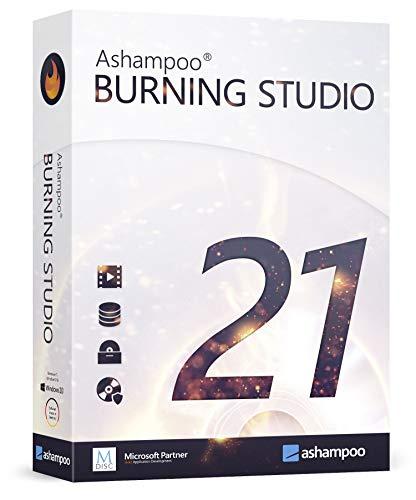 Burning Studio 21 - Brennen - Kopieren - Sichern Das Multimedia Genie für Filme, Fotos, Musik und Daten für Windows 10 / 8.1 / 7