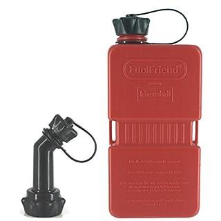 FuelFriend®-PLUS - Jerrycan 1.5 liters + spout lockable