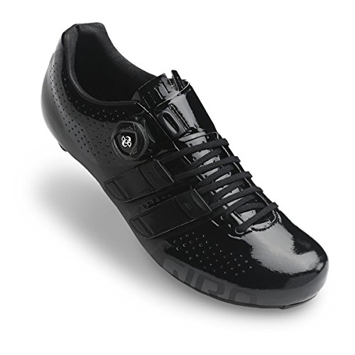 Giro Factor techlace Shoes Men Black 2017 Scarpe Black