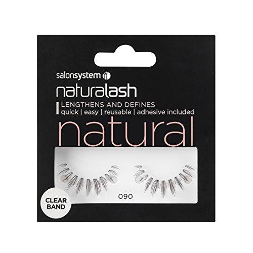 Salonsystem Naturalash naturale mascara number 090, nero