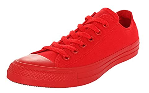 Converse Chuck Taylor All Star Mono Ox Rouge Rouge 38