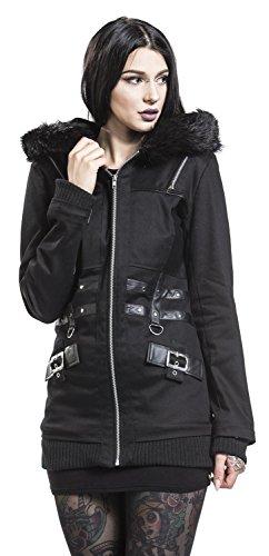Heartless Sara Jacket Girl-Jacke schwarz Schwarz