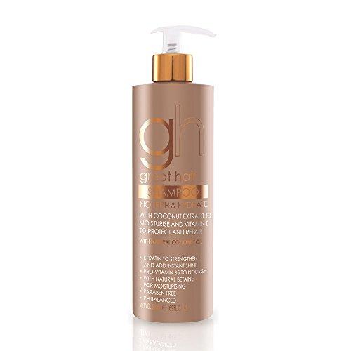 Baylis & Harding Great Hair Coconut Shampoo, 500 ml