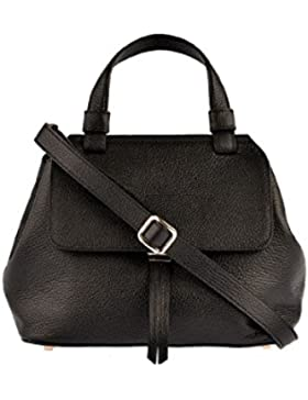 abro Adria Handtasche in Schwarz