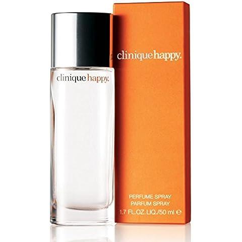 CLINIQUE HAPPY agua de perfume vaporizador 50 ml