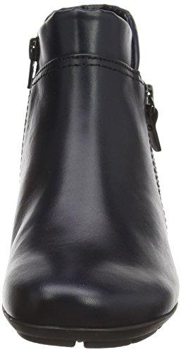 Gabor Emilia, Bottes Classiques Femme Bleu (dark Blue Leather)