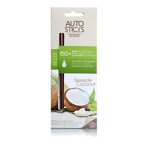 Autosticks Seaside Coconut 3PK
