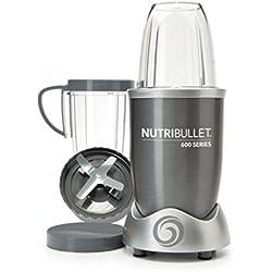 NUTRIBULLET 600 W - Blender - Technologie Cyclonique Brevetée - Extracteur de jus - Repas Healthy