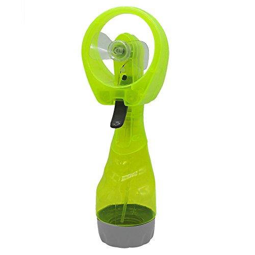YEARNLY - Ventilator mit Sprühflasche, Wasserspritzpistolen Tragbarer Hand-Wasserstrahlventilator - 12 Volt-computer-lautsprecher