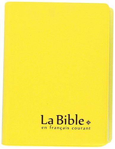 Bible en français courant avec deutérocanoniques : Safran par Cerf