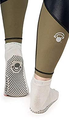 JUKEBOX Half Toe Grip Motion Unisex Covered Socks