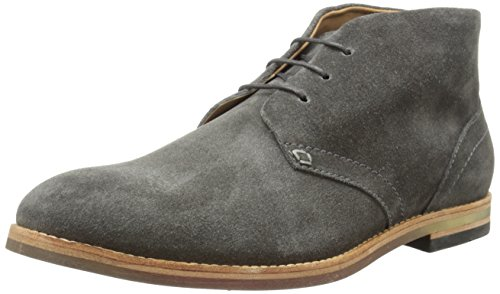 H Shoes HOUGHTON 3, Bottines Chukka à tige courte homme Gris (Grey)