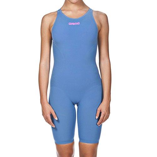 Herren-Schwimmsport-Produkte arena Powerskin R-Evo One Jammer Men Grey-Bright Orange 2019 Badehose grau Weitere Wassersportarten