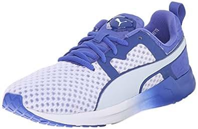 Womens Shoes PUMA Pulse XT v2 Core White/Dazzling Blue