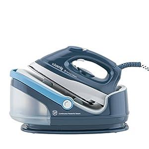 h.koenig V5i ferro da stiro, 2400 W, 1.7 Litri, 90, plastica, metallo, Blu/Azzurro 1 spesavip