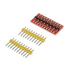 Generic Logic Level Converter Bi-Directional Shifter Module 5V to 3.3V TTL 8 Channel