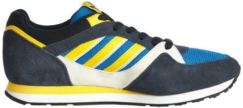 adidas Originals ZX 100-0, Sneaker uomo Blu (Bluebird/Sunshine/Bliss)