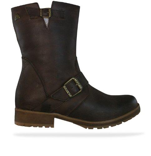 MTNG Originals femmes Cuir Boots - Brown