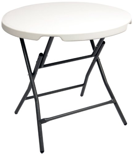 Gartentisch rund klappbar  Gartentisch Rund Mit Schirmloch Preisvergleich • Die besten ...