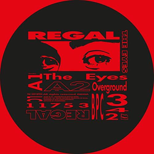 Preisvergleich Produktbild The Eyes [Vinyl Maxi-Single]