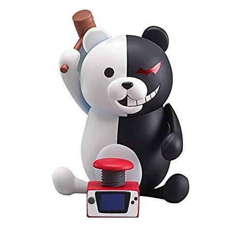 Trigger Happy Havoc Kirigiri Kyoko Komaeda Nagito Nendoroid Figura de acción Estatua - Regalo for niños Adolescentes y fanáticos del Anime Modelo de Juguete for niños