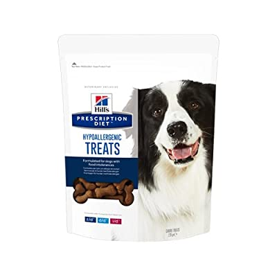 Hills Prescription Diet Hypoallergenic Treats for dogs