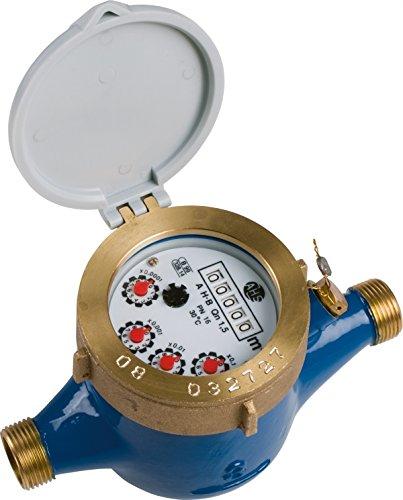 B15-00908 Kaltwassermessgerät, 20 mm, Multi Jet (Multi-spark Plug)