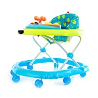 Baby Plus Walkers For Unisex,Turquoise,BP7748