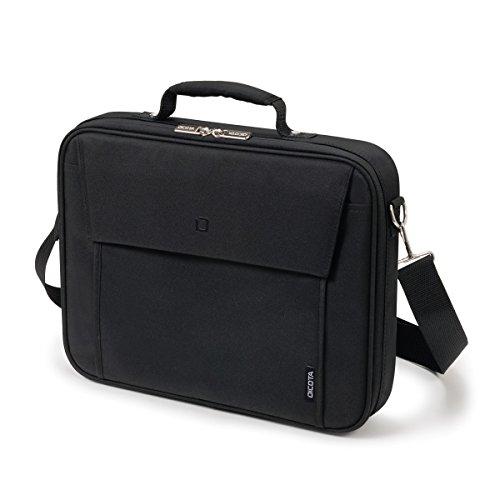 DICOTA Base 14-15.6 Notebooktasche (für Geräte bis 38 cm) mit Metalldrahtrahmen Laptop-tasche Tragen