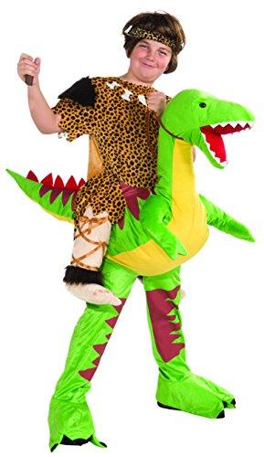 dren's Dino and Cave Boy Rider Costume (Forum Boys Kostüme)