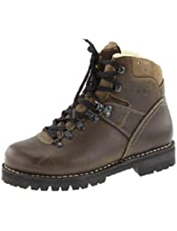 Meindl Ortler, botas de cordones marron oscuro, color, talla 11.5