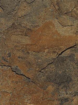 Adramaq Vinyl Designbelag - Designer Fliese exklusiv Marmor grau braun Fliesen 305 x 610 mm, Stärke 2,5 mm, 2,79 m²/Paket - Nutzschicht 0,55 mm, Preis pro Pack von Adramaq bei TapetenShop