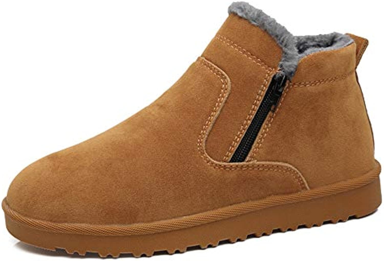 SRY-scarpe, Stivali Uomo, Marronee Marronee Marronee (Marronee), 40 | prezzo al minuto  | Uomo/Donne Scarpa  5de52b