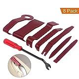 Fahrzeug Innen-Verkleidung Demontage Türverkleidungen Lösewerkzeug Starke Nylon Pry Werkzeuge (8Pack)