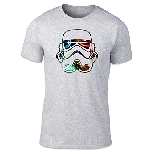 WTF Herren T-Shirt Grau