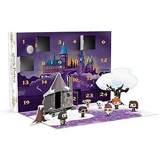 Funko- Pop Advent Calendar Potter-24 Piece Harry Potter Figura Coleccionable, Multicolor (34947)