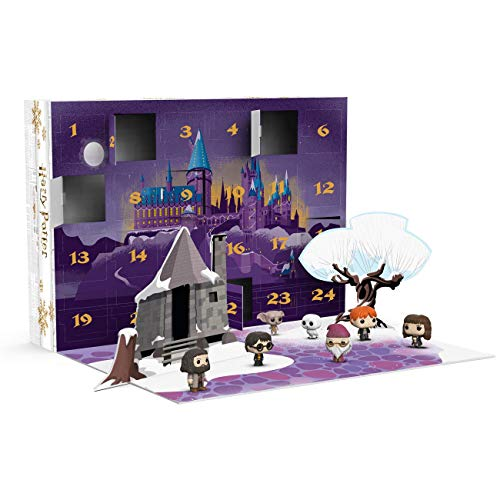 FunKo Pocket Pop. Harry Potter Calendario dell' avvento