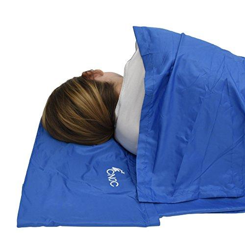 CNOC Ultralight Microfibre Hut Sleeping Bag Youth