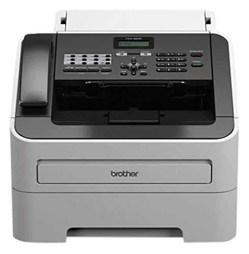 """Brother Fax-2845 Laser-Faxgerät, grau/schwarz\"""""""