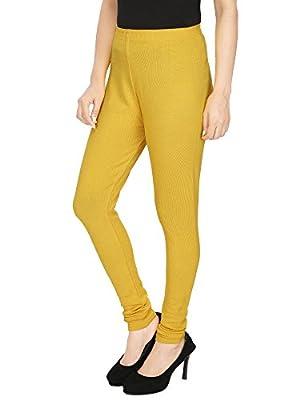 Ngt Women's Woven Woollen Legging