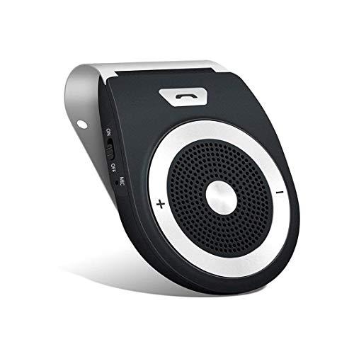 Auto–Teléfono Manos Libres–Portátil, A2DP inalámbrica Bluetooth...